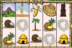 提奇岛果槽比赛