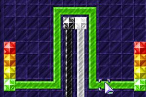 彩色方块连击简单版