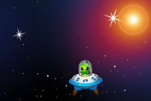 外星人飞船
