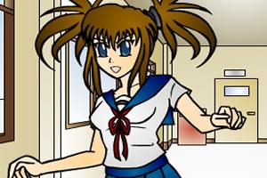 日式校服装扮