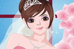 装扮美丽的新娘