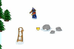 超级极限滑雪