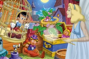 魔法公主找数字