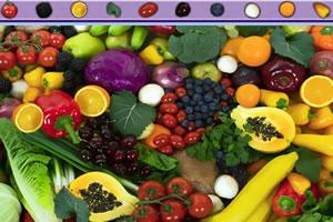 寻找新鲜蔬菜
