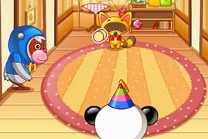熊猫舒克的生日派对