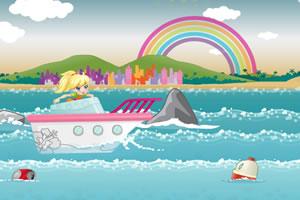 波莉海洋清洁