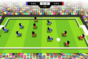 桌上足球对战