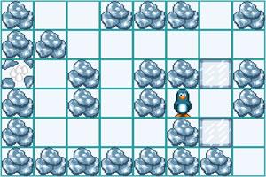 蓝企鹅找蛋