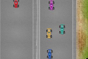 F1直道赛