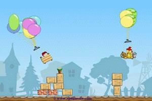 热气球对战