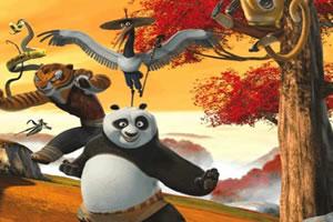 功夫熊猫2益智拼图