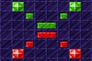 彩色方块连击