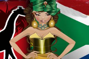 世界小姐之南非