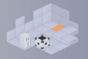 小方块推箱子