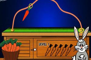 邦尼吃萝卜