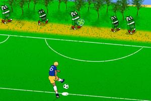 足球打靶增强版