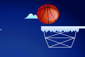 篮球入篮筐