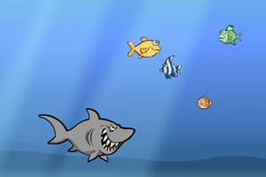 海底小小鱼