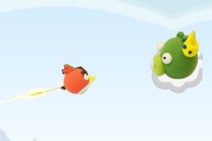 愤怒的小鸟射野猪