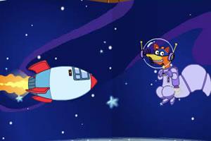 朵拉的太空探险