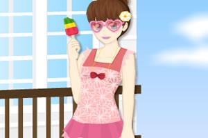 夏日珍妮装扮