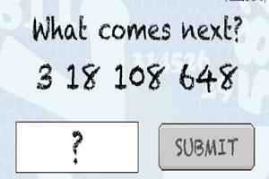 数字找规律