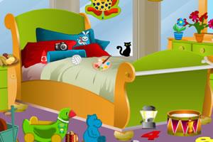我的杂乱房间