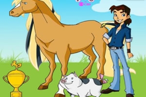 我和我的小马