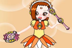 橙子小女巫