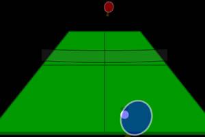 简易乒乓球