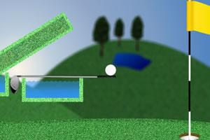 绿色高尔夫修改版