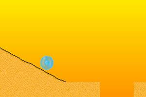 蓝色小球冒险之旅