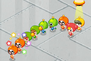小美和朋友们玩游戏