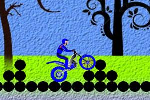 障碍摩托车赛