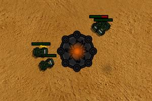 黑暗坦克防守2