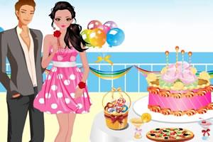 甜蜜的生日派对