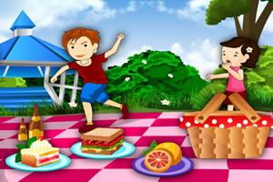 朵拉设计野餐