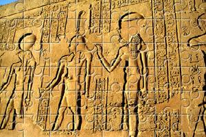 埃及壁画拼图