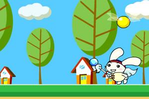 萌兔与金色飞贼