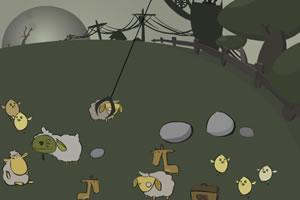 绵羊版黄金矿工