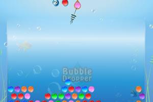 水滴泡泡龙