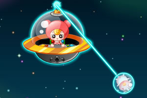 小美遨游外太空