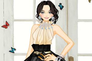 维多利亚时尚风格