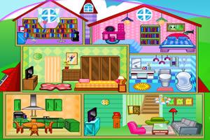 洋娃娃的房子