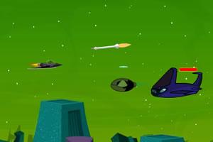 逃出外星人基地