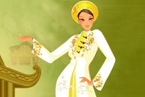 越南民族服饰