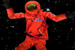 恶搞宇航员