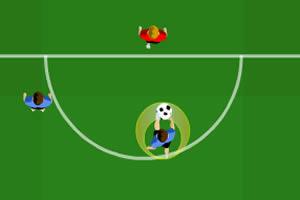 足球突破练习