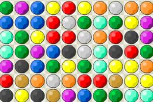 色彩小球连连看