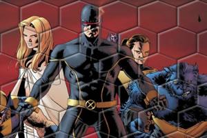 X战警人物拼图
